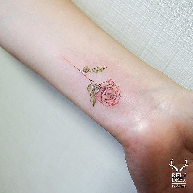 Instagram user zihwa_tattooer